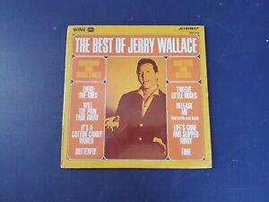 Jerry-Wallace-The-Best-Of-Jerry-Wallace-LP-Vinyl-Record-Sealed-Unopened