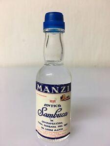 Mignon-Miniature-Manzi-Antica-Sambuca-Di-Civitavecchia-25cc-42-Vol-D