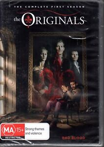 THE-ORIGINALS-DVD-R4-The-Complete-First-Season-5-DISC-SET-BRAND-NEW-amp-SEALED
