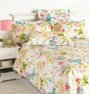 LUXURY-GREAT-KNOT-MILLIE-BUTTERFLY-DUVET-COVER-SET-QUILT-BEDDING-WITH-PILLOWCASE