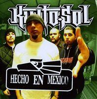 Kinto Sol - Hecho En Mexico [new Cd] on sale