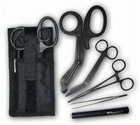 Emt Scissors / Shears Combo Pack W/holster (50-0630)