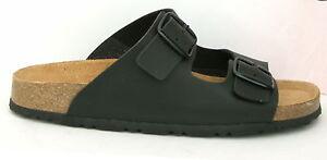 en organiques Chaussures nouveaux Semelles 40 Z cuir hommes pour noir 50 Gr Life wSgqFI