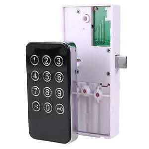 Wondrous Details About Electronic Cabinet Lock Keyless Digital Touch Keypad Password Wristband Entry Home Interior And Landscaping Ologienasavecom