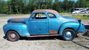 1941 Dodge Coupe