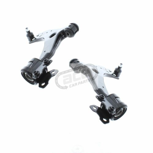 Ford C-Max MPV 4//2007-5//2011 Steel Front Lower Suspension Wishbone Arms 1 Pair