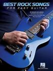 Best Rock Songs for Easy Guitar: (No Tab) by Hal Leonard Publishing Corporation (Paperback / softback, 2015)
