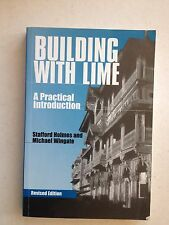 004392 Building with Lime: A Practical Introduction 2006 Stafford Holmes