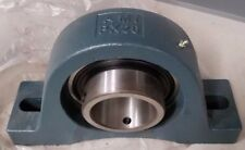 Ami Pillow Block Bearing Ucx20 64 Insert With Px20 Housing 4 Id For Shaft
