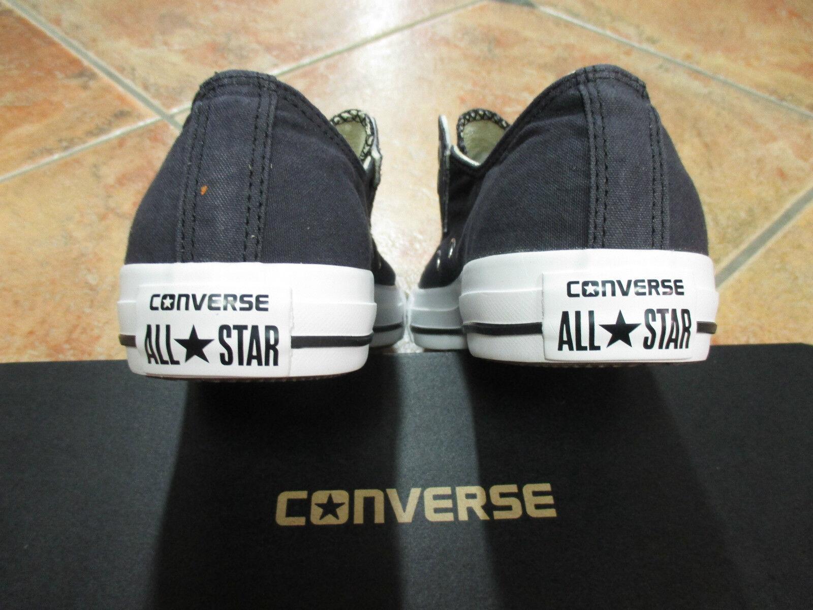 Converse Chucks All Star CT AS SLIP Größe 38  Black White Modell 1T366C Sneaker