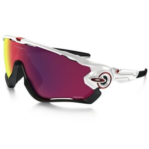 Image is loading Oakley -sunglasses-icosagone-polished-white-prizm-road-glass- b6c34d48f885