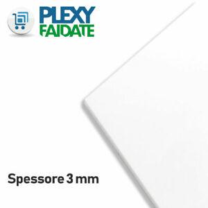 Pannello in Plexiglass Specchio spessore 3mm tagliato a laser a misura