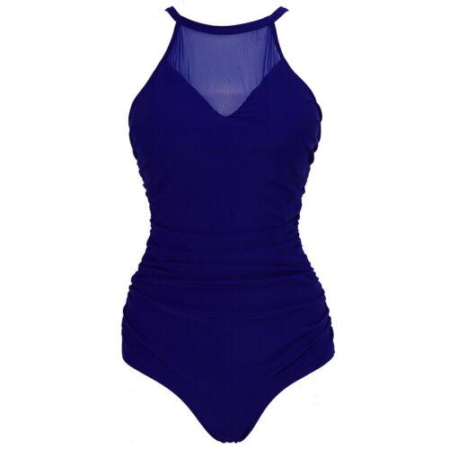 Women Bikini One Piece Swimsuit Swimming Costume Push Up Beach Monokini Swimming
