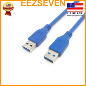 USB-A-to-USB-A-Cable-USB-3-0-Type-A-Male-to-Male-Cable-For-Printer-Modem-Camera