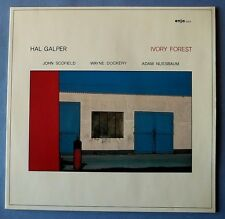 HAL GALPER Ivory forest - original LP w. John Scofield