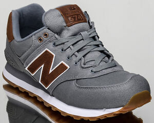 new balance men's 574 casual sneakers nz