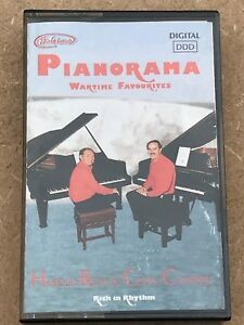 pianorama - wartime favourites ( harold rich & colin campbell ) . cassette