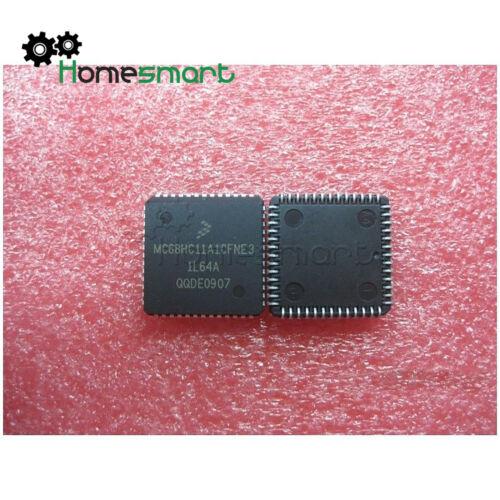 1PCS MC68HC11A1CFNE3 PLCC-52 HCMOS Single-Chip Microcontroller Good quality AHS