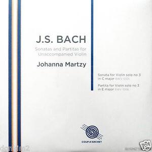 JOHANNA-MARTZY-Bach-Sonata-amp-Partita-No-3-UK-COUP-d-039-ARCHET-COUP-019