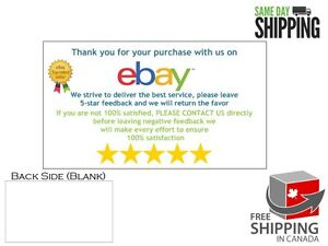 100x ebay high quality top seller store thank you feedback 5 star image is loading 100x ebay high quality top seller store thank reheart Gallery