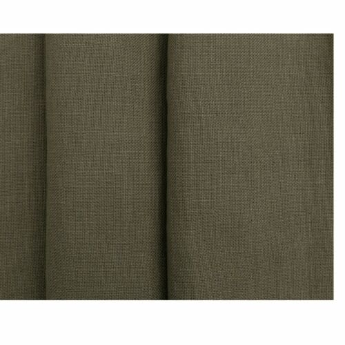 Designer 100/% Linen Curtain Fabric Heavy Plain Soft Upholstery Cushion Material