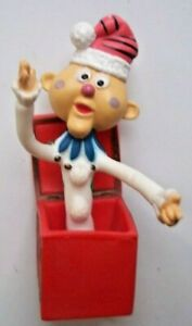 Charlie In The Box Plastic Pvc Figure Island Of Misfit Toys Playing Mantis Ebay