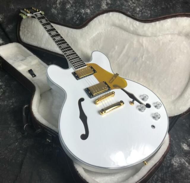 2018 Top Quality Custom Shop Semi Hollow Body 335 Electric Guitar
