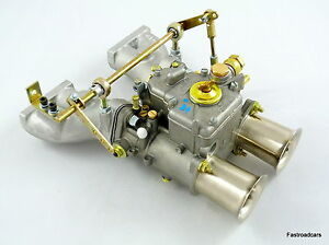 mg midget 1500 triumph spitfire 1500 weber 45 dcoe carb carburettor kit ebay. Black Bedroom Furniture Sets. Home Design Ideas