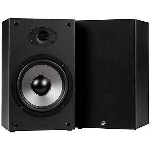 Dayton-Audio-B652-AIR-6-1-2-034-Bookshelf-Speaker-Pair-with-AMT-Tweeter