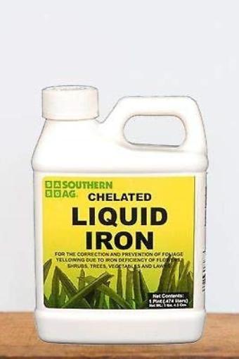 Southern Ag Chelated Liquid Iron, 16 OZ