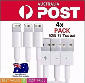 4X-high-quality-Lightning-Data-Cable-Charger-for-iPhone-5-6-7-8-Plus-X-iPad