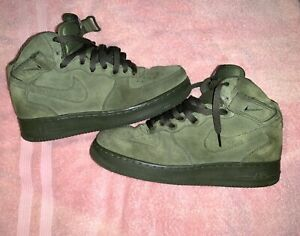 air force 1 medium verde