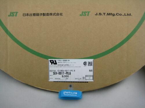 5 sets---JST EHR-3 HOUSING 3ways 2.5mm /& crimp contact SEH-001T-P0.6 ghentaudio