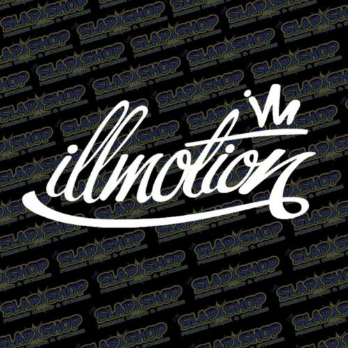 "Illmotion JDM Stance Lowered Decal Sticker Car Truck Gear 6/"" Free Shipping"