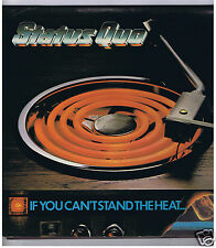 LP STATUS QUO IF YOU CAN'T STAND THE HEAT (1978)