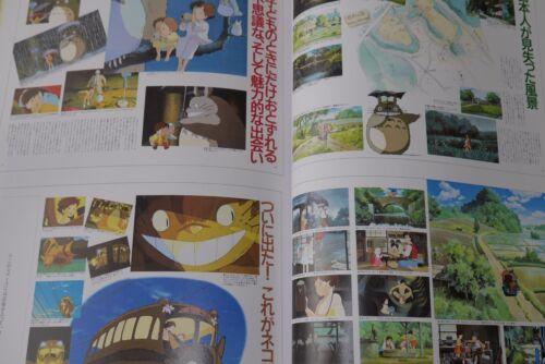 JAPAN Studio Ghibli no Kiseki 1984-2011 Roman Album