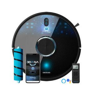 Cecotec Robot Aspirador Conga 7090 IA con inteligencia artificial. 10000Pa. GPS