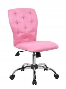 Details About Makeup Chair Vanity Accent Bedroom Bathroom Stool Desk Seat With Wheels Rolling