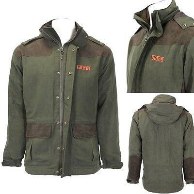 Mens Aston Pro Jacket S-2xl Countryman Waterproof Breathable Coat Fully Lined Superieure Materialen