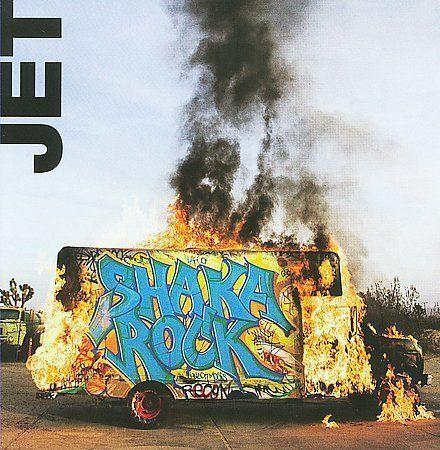 Jet – Shaka Rock CD EMI 2009 USED