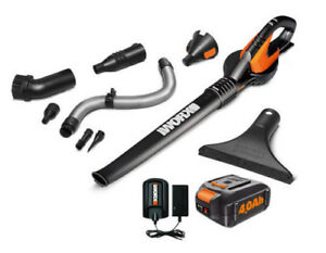 WORX-WG545-4-AIR-20V-PowerShare-4-0-ah-Cordless-with-Attachments-and-Bag