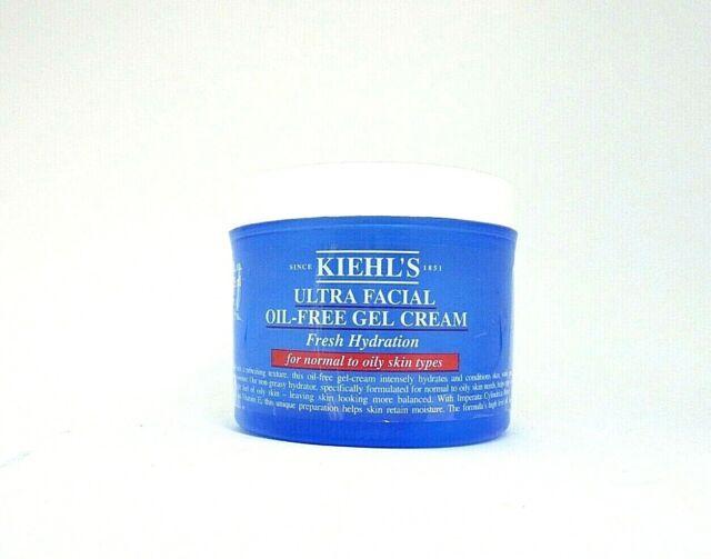 Kiehl's Ultra Facial Oil-Free Gel Cream Fresh Hydration ~ 4.2 oz See Description