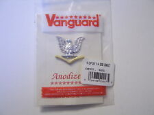 PETTY OFFICER THIRD CLASS PO3 DEVICE USN EAGLE FACING LEFT VANGUARD GOOD CONDUCT