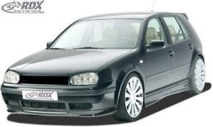 RDX Frontspoiler aus GFK für VW Golf 4 (B-Ware)