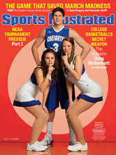 DOUG MCDERMOTT CREIGHTON BLUEJAYS SPORTS ILLUSTRATED NO LABEL MARCH 17 2014
