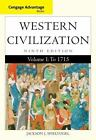 Cengage Advantage Books: Western Civilization, Volume I: To 1715 by Jackson J. Spielvogel (2014, Paperback)