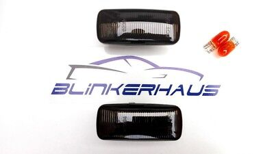 Aktiv Schwarze Seitenblinker Chrysler 300c Jeep Patriot Grand Cherokee Compass Dodge