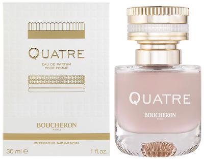 BOUCHERON QUATRE EAU DE PARFUM 30ML EDP NEU & OVP   eBay