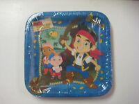 Jake And The Neverland Pirates Dinner Plates 2 Pack