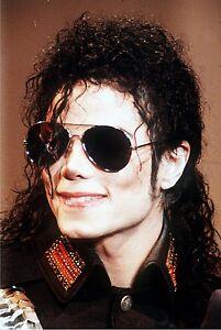 5c60928ebb7368 Aimant Acier Réfrigérateur Michael Jackson Lunettes Foncées (se)   eBay